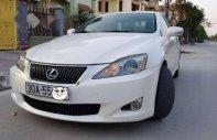 Bán xe Lexus IS 250 đời 2009, màu trắng, xe nhập chính chủ giá 790 triệu tại Ninh Bình