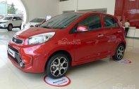 Bán xe Kia Morning SI MT đời 2018, màu đỏ, tại Kia Nha Trang giá 345 triệu tại Khánh Hòa