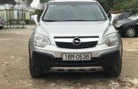 Cần bán Opel Antara đời 2008, màu bạc, nhập khẩu nguyên chiếc số sàn giá cạnh tranh giá 370 triệu tại Hải Dương