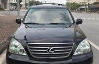 Bán Lexus GX 470 đời 2007, màu đen, xe nhập giá 1 tỷ 100 tr tại Hà Nội