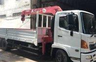 Hino 6T4 FC gắn cẩu unic cũ 3 tấn Mua xe trả góp vay 90 giá 770 triệu tại Cả nước