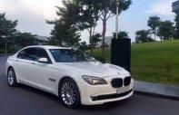 Cần bán BMW 7 Series 750Li sản xuất 2009, màu trắng, nhập khẩu nguyên chiếc còn mới giá 1 tỷ 190 tr tại Tp.HCM