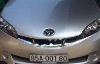 Cần bán lại xe Toyota Wish năm 2011, màu bạc, nhập khẩu số tự động, 646tr giá 646 triệu tại Tp.HCM