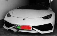Xe Lamborghini Huracan sản xuất 2016, màu trắng, nhập khẩu giá 17 tỷ 800 tr tại Tp.HCM