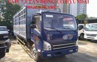 Xe tải Faw 7,3 tấn động cơ Hyundai / Faw 7.3 tấn / Faw 7T3 (Faw 7 tấn 3), giá rẻ Nhất giá 538 triệu tại Hà Nội