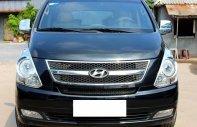 Hyundai Grand Starex 2.5MT, 2008 bản 12 chỗ, màu đen, số sàn, máy dầu CRDi giá 445 triệu tại Hà Nội