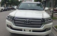 Bán Toyota Land Cruiser năm 2018 màu trắng, 3 tỷ 650 triệu, nhập khẩu nguyên chiếc giá 3 tỷ 650 tr tại Hà Nội