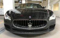 Bán xe Maserati Quatroporte mới, màu đen, xe nhập khẩu chính hãng giá 6 tỷ 118 tr tại Tp.HCM