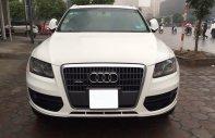 Bán Audi Q5 2.0T năm 2010, màu trắng, xe nhập Mỹ giá 1 tỷ 80 tr tại Hà Nội