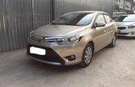 Bán Toyota Vios G năm 2014, màu vàng cát, giá thương lượng giá 478 triệu tại Tp.HCM