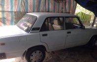 Bán ô tô Lada 2107 đời 1989, màu trắng, giá chỉ 45 triệu giá 45 triệu tại Bình Dương