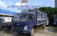 Xe tải FAW 7.3 tấn động cơ hyundai, thùng dài 6m25. Giá rẻ nhất toàn quốc giá 540 triệu tại Hà Nội