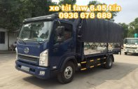 Xe tải faw 6,95 tấn rẻ nhất thị trường, thùng dài 5m1. L/H 0936 678 689 giá 385 triệu tại Hà Nội