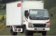 Bán xe tải Fuso Canter 4.7 thùng kín, tải trọng 2.1 tấn mới. LH: 098 136 8693 giá 510 triệu tại Hà Nội
