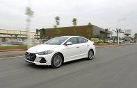 Bán xe Hyundai Elantra Sport 1.6 AT Turpo, 2018, màu trắng. Lh: 0984545919 Cẩm giá 729 triệu tại Tp.HCM