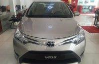 Bán Toyota Vios 1.5E CVT sản xuất 2018, màu vàng giá 510 triệu tại Tp.HCM