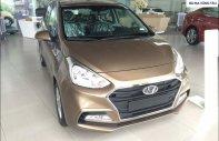 Hyundai Bà Rịa Vũng Tàu bán Grand i10 1.2 AT 2018, màu vàng cát. LH: 0933222638 giá 415 triệu tại BR-Vũng Tàu