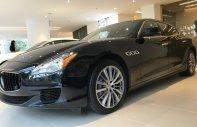 Bán Maserati Quattroporte mới nhập khẩu giá tốt nhất, giá xe Maserati Quattroporte chính hãng giá 6 tỷ 118 tr tại Tp.HCM