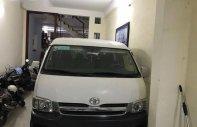 Cần bán lại xe Toyota Hiace đời 2010, màu trắng còn mới giá 380 triệu tại Đà Nẵng