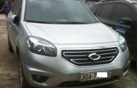 Cần bán/ thanh lý gấp xe SUV, hiệu Samsung QM5, màu bạc, 2014, biển Hà Nội giá 555 triệu tại Hà Nội