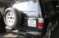 Cần bán xe Isuzu Trooper 4x4 2001, màu đen, giá chỉ 140 triệu giá 140 triệu tại Đồng Nai