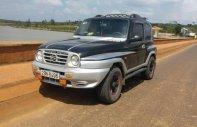 Bán chiếc Ssangyong Korando 2000, màu đen, giá 125tr giá 125 triệu tại Đắk Lắk