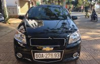 Cần bán gấp Chevrolet Aveo LTZ 1.5 AT đời 2016, màu đen giá 415 triệu tại Đắk Lắk