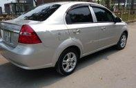 Bán ô tô Chevrolet Aveo LTZ 1.5 AT đời 2014, màu bạc xe gia đình giá 340 triệu tại Tp.HCM