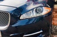 Chính chủ bán xe Jaguar XJ series L 5.0 Supercharged SX 2010, màu xanh lam, nhập khẩu giá 2 tỷ 260 tr tại Hà Nội
