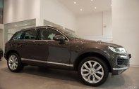 Bán xe Volkswagen Touareg đời 2017, màu nâu, nhập khẩu chính hãng - LH: 0933.365.188 giá 2 tỷ 499 tr tại Tp.HCM