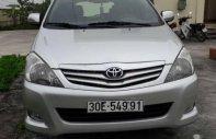 Bán Toyota Innova sản xuất năm 2010, màu bạc giá 405 triệu tại Thái Bình