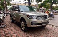 Bán xe Cũ LandRover Range Rover HSE màu vàng cát, sx 2015, xe nhập đi cực ít giá 5 tỷ 280 tr tại Hà Nội