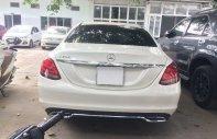 Bán xe Mercedes C200 đời 2015, màu trắng, nhập khẩu, chính chủ giá 1 tỷ 190 tr tại Tp.HCM