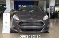 Bán Ford Fiesta Titanium màu nâu hổ phách tại An Đô Ford, khuyến mại lớn, giao ngay, hỗ trợ trả góp 80% giá 480 triệu tại Hà Nội