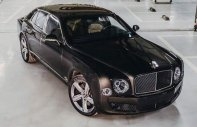 Bán Bentley Mulsanne năm 2016, màu xám (ghi) xe nhập giá 8 tỷ 50 tr tại Tp.HCM