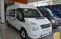 Bán Ford Transit giá tốt, giao ngay, vay 90%, lãi suất thấp, hộp đen, lót sàn, bọc la phong. Lh: 0934017271 gặp Học giá 790 triệu tại Tp.HCM