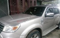 Bán Ford Everest 2009, màu bạc giá 498 triệu tại Quảng Ninh