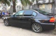 Cần bán xe BMW 3 Series 318i sản xuất năm 2003, màu đen, nhập khẩu nguyên chiếc, 169tr giá 169 triệu tại Tp.HCM