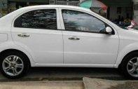 Cần bán Chevrolet Aveo 1.5LT 2016, màu trắng số sàn giá 355 triệu tại Tp.HCM