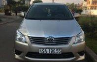 Bán Toyota Innova E năm 2013, màu bạc giá 535 triệu tại Lâm Đồng