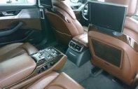 Bán Audi A8 3.0AT năm sản xuất 2010, màu đen, nhập khẩu  giá 2 tỷ 50 tr tại Hà Nội
