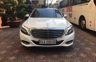 Bán xe Mercedes S500 sản xuất năm 2016, màu trắng, nhập khẩu, xe chạy ít, cực đẹp giá 4 tỷ 688 tr tại Hà Nội
