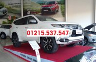 1 tỷ 260 triệu | Bán xe Mitsubishi Pajero Sport All New đời 2018, số tự động, màu trắng, nhập nguyên chiếc giá 1 tỷ 260 tr tại Đà Nẵng