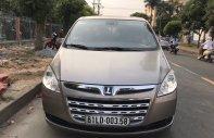 Bán ô tô Luxgen M7 2.2T đời 2011, màu nâu, nhập khẩu giá 455 triệu tại Bình Dương