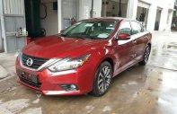 Bán Nissan Teana SL đời 2018, màu đỏ, nhập khẩu nguyên chiếc giá 1 tỷ 195 tr tại Hà Nội