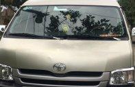 Bán xe Toyota Hiace đời 2009, nhập khẩu nguyên chiếc chính chủ giá 320 triệu tại Đà Nẵng