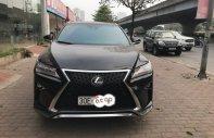 Bán xe Lexus RX350 Fsport 3.5 sản xuất 2016, màu đen, nhập khẩu, như mới giá 4 tỷ 299 tr tại Hà Nội