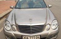 Bán ô tô Mercedes E200 đời 2008, màu bạc, 430 triệu giá 430 triệu tại Hà Nội