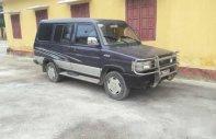 Bán Toyota Zace đời 1997, màu đen, nhập khẩu giá Giá thỏa thuận tại Thanh Hóa