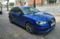 Bán xe Audi A3 Hatchback màu xanh, hàng nhập Đức giá 1 tỷ 250 tr tại Hà Nội